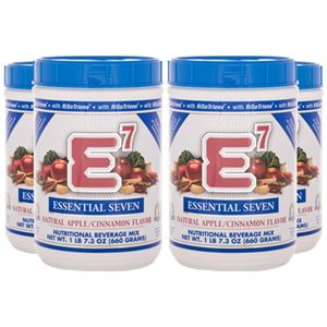 Picture of E7® Apple/Cinnamon (4 Canisters)