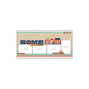 Picture of Home Sweet Home Layout